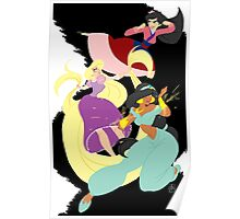 Super Princesses  Poster