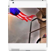 To Fallen Heros-Old Glory iPad Case/Skin