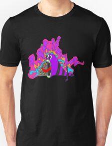 Monster Tagging Unisex T-Shirt