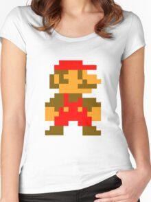 Jumpman Women's Fitted Scoop T-Shirt