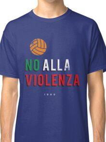 NO ALLA VIOLENZA Classic T-Shirt
