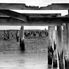 Old Jetty by Eve Parry