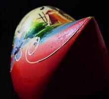 Wooden Shoe by Barbara Morrison
