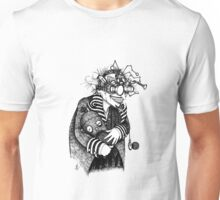 The Goggled Gentleman Unisex T-Shirt