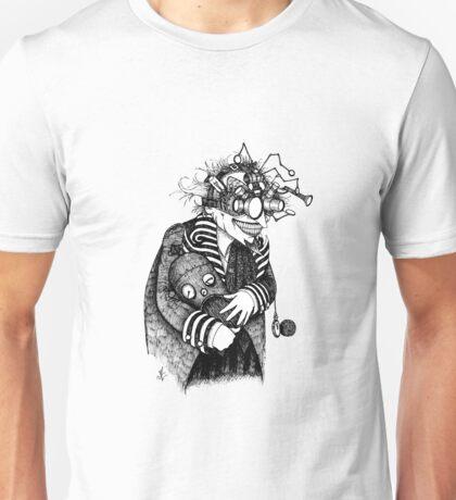 The Goggled Gentleman Unisex T-Shirt