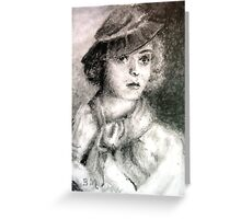 Bette Davis #1 - ACEO Greeting Card