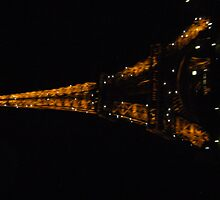 Eiffel Tower  by barwill