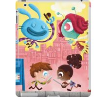 Your Imaginary Friend's Friends iPad Case/Skin