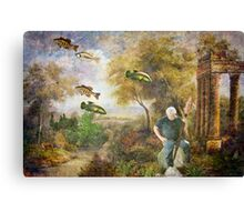 Theatre Of The Absurd Canvas Print