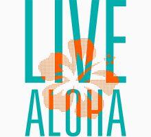Live Aloha #hepuakiko Unisex T-Shirt
