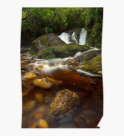 Franklin Gordon Wild Rivers National Park - Tasmania  Poster