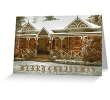 Bella Vista Greeting Card