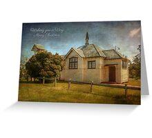 St. John's Church, Capel, Western Australia Greeting Card