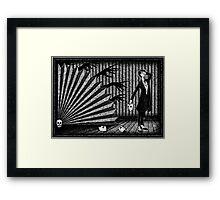 Le Ventilateur de non-Sequitur No.2 Framed Print