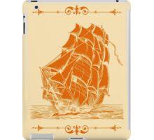 High Sails iPad Case/Skin