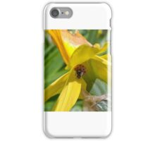 Little visitor iPhone Case/Skin