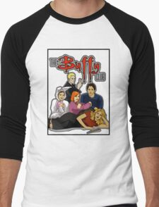 The Buffy Club Men's Baseball ¾ T-Shirt