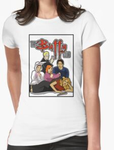 The Buffy Club Womens Fitted T-Shirt