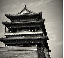China black and white by franceslewis