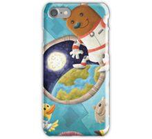 Animal Astronauts iPhone Case/Skin