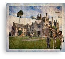 Theatre Of The Absurd #3 Canvas Print