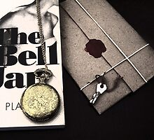 The Bell Jar Hung, Suspended, a Few Feet Above My Head by Boddah