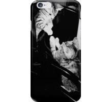 Playful kittens bro & sis iPhone Case/Skin