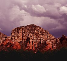 Thunder Mountain by Tim Scullion