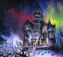 Haunted House by kenmeyerjr