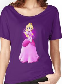 Princess Peach - lovely in pink Women's Relaxed Fit T-Shirt