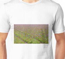 fields of colors Unisex T-Shirt