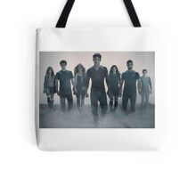 Teen Wolf Season 5 Tote Bag