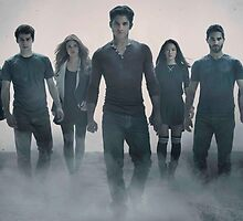 Teen Wolf Season 5 by alimaric