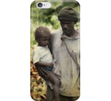 Poverty iPhone Case/Skin