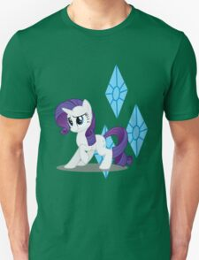 Rarity with cutie mark T-Shirt