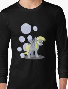 Derpy Hooves with cutie mark Long Sleeve T-Shirt