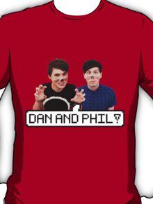 Dan and Phil! T-Shirt