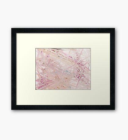 Il groviglio Framed Print