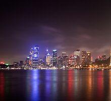 Sydney 2010 by Darryl Leach