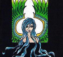 """Winged Lady"" by Katriya Kramme"