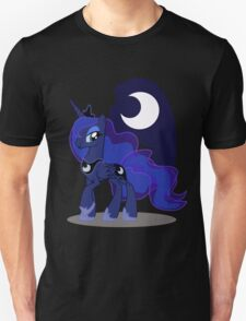 Princess Luna with cutie mark T-Shirt