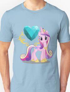 Princess Cadence with cutie mark Unisex T-Shirt