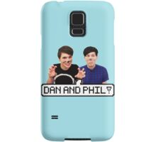 Dan and Phil! Samsung Galaxy Case/Skin