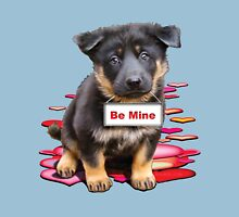 Babe, a German Shepherd Valentine T-Shirt