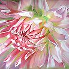 Pink Petals-2 by Valentina Gatewood