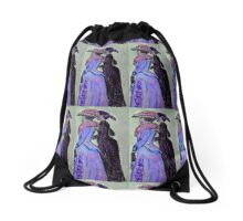 A great hat speaks for itself Drawstring Bag