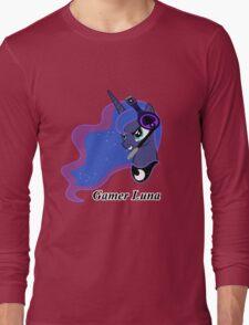 Gamer Luna Long Sleeve T-Shirt