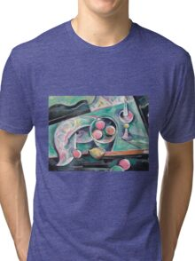 Italian Candleholder #2 Tri-blend T-Shirt