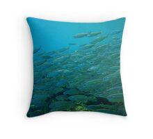 Galapagos Fish (Ecuador) Throw Pillow