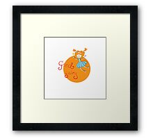 Good fairy. Framed Print